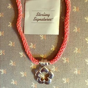 Sterling Signatures by Joseph Esposito Necklace